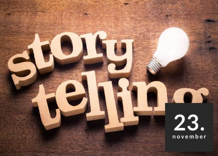 STORYTELLING – delavnica za ustvarjanje prepričljivih in uporabnih zgodb
