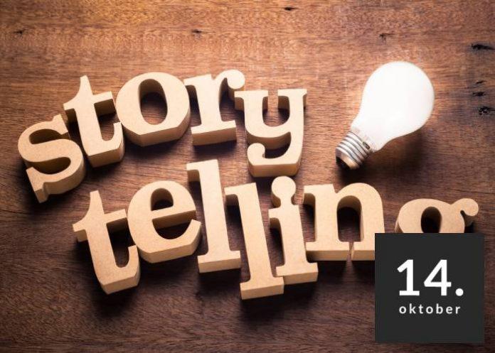 STORYTELLING (2) – delavnica za ustvarjanje prepričljivih in uporabnih zgodb - nadaljevanje
