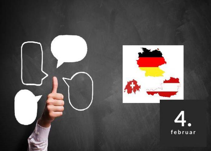 Uspešna pogajanja za nemško govoreča tržišča v nemškem jeziku