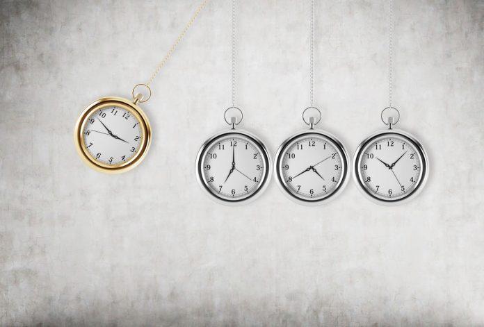 Naj čas postane vaš zaveznik, 2. del