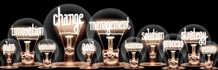 Učinkovito uvajanje in obvladovanje sprememb po svetovno priznanem standardu (Standard for Change Management©) - sodobna orodja in agilni pristopi