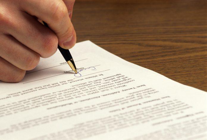 Pravilno zavarujte svoje pogodbene pravice in obveznosti